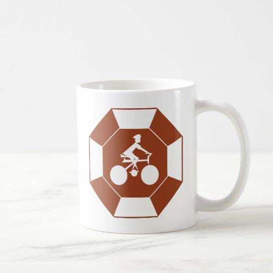 stop_line_biking_drk_brown coffee mug