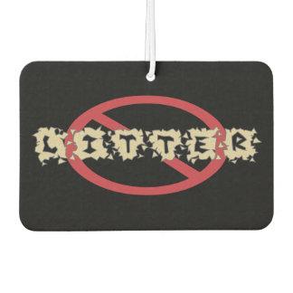 Stop Litter Air Freshener