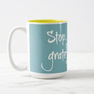 Stop.Look.Go. Mug Color