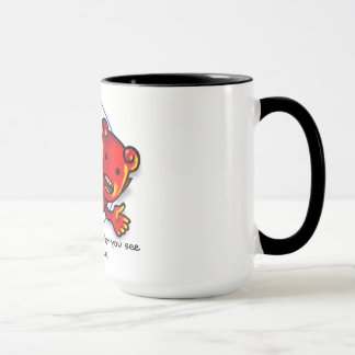 Stop lookin Imp Mug