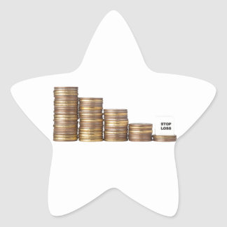 Stop loss star sticker