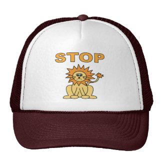 Stop Lying (Lion) Trucker Hat