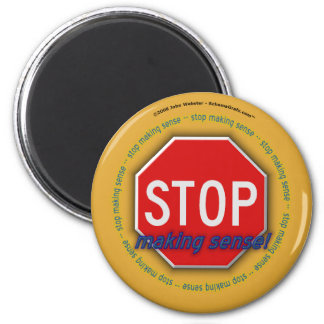 Stop Making Sense Magnet