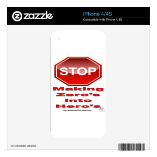 Stop Making Zero's Decals For The iPhone 4S