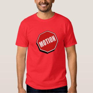 Stop Motion Montreal Logo & Website Shirt