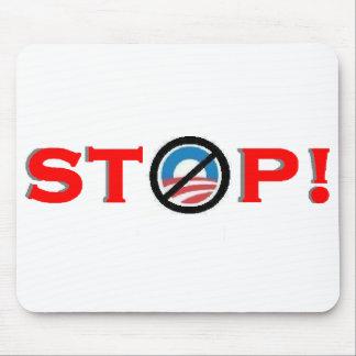 STOP! mousepad