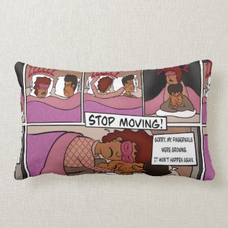 Stop Moving Lumbar Pillow
