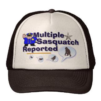 Stop! Multiple Sasquatch Reported Hilarious Hat