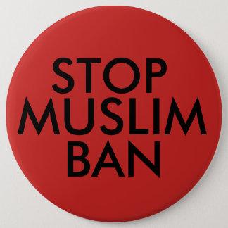 Stop Muslim Ban Button