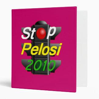 STOP Nancy Pelosi Avery Binder