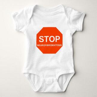 STOP neurofibromatosis Baby Bodysuit