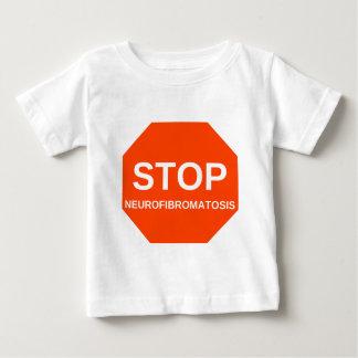 STOP neurofibromatosis Baby T-Shirt