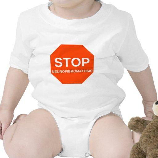 STOP neurofibromatosis Bodysuits