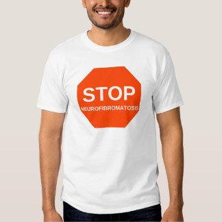 STOP neurofibromatosis T-shirt
