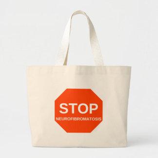 STOP neurofibromatosis Tote Bag