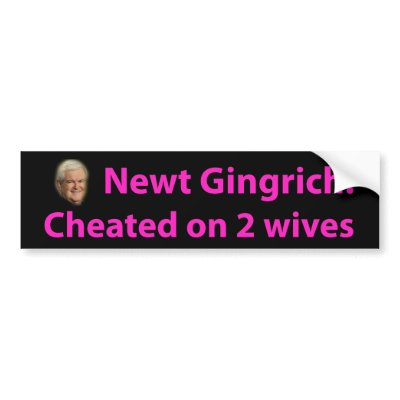 newt gingrich affair. Stop Newt Gingrich!