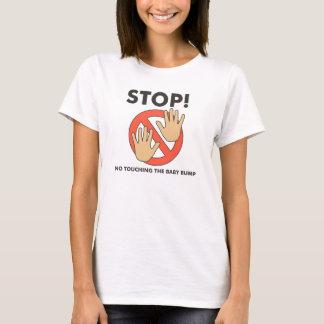 Stop! No Touching Baby Bump T-Shirt