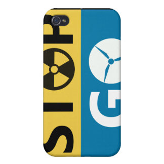 Stop Nuclear iPhone 4/4S Covers