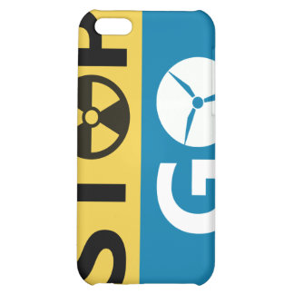 Stop Nuclear iPhone 5C Cover