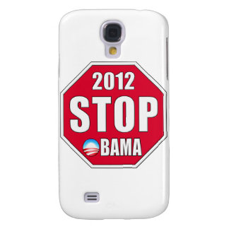 Stop Obama 2012 Galaxy S4 Covers