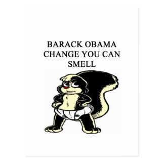 stop obama 2012 postcard