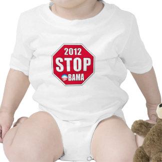 Stop Obama 2012 Bodysuit