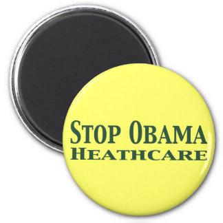Stop Obama Healthcare Fridge Magnets