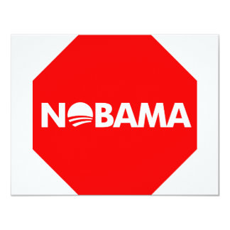 STOP OBAMA ANNOUNCEMENTS