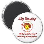 Stop Overpopulation Magnet