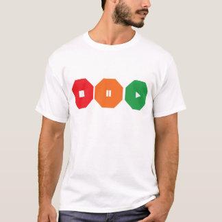 Stop, Pause, Go! T-Shirt