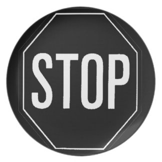 STOP PLATE