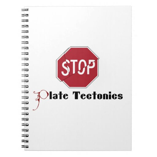 Stop Plate Tectonics Note Book