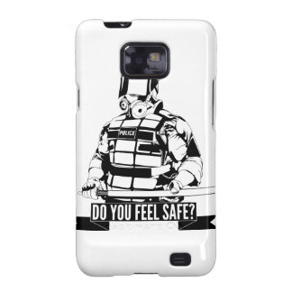 Stop Police Brutality Art for Occupy Movements Samsung Galaxy Case