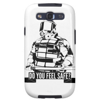 Stop Police Brutality Art for Occupy Movements Samsung Galaxy SIII Covers