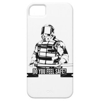 Stop Police Brutality Art for Occupy Movements iPhone SE/5/5s Case