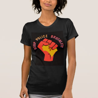 Stop Police Brutality T Shirts