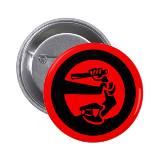 Stop Police Violence Button