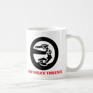 Stop Police Violence Coffee Mug