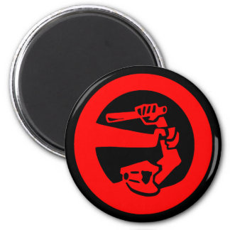 Stop Police Violence 2 Inch Round Magnet