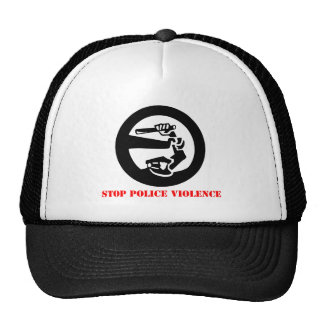 Stop Police Violence Trucker Hat