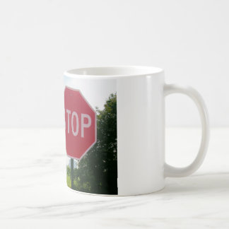 Stop Pollution Coffee Mug