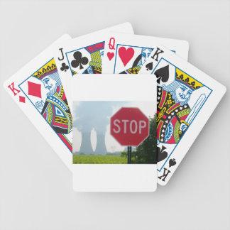 Stop Pollution Poker Deck