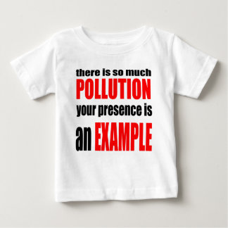 stop pollution protect ecologist earth anti valent tee shirt