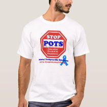 STOP POTS Awareness Shirt