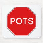 Stop POTS Mousepads