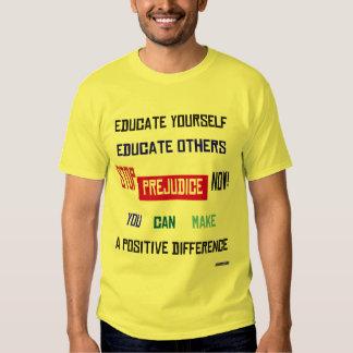 Stop Prejudice Light T-Shirt