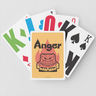 Stop Pushing My Buttons! Bicycle Playing Cards