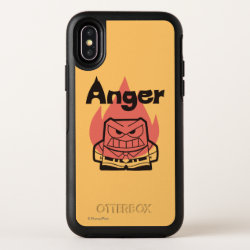 OtterBox Apple iPhone X Symmetry Case with All Emotions: Joy, Sadness, Anger, Disgust & Fear design