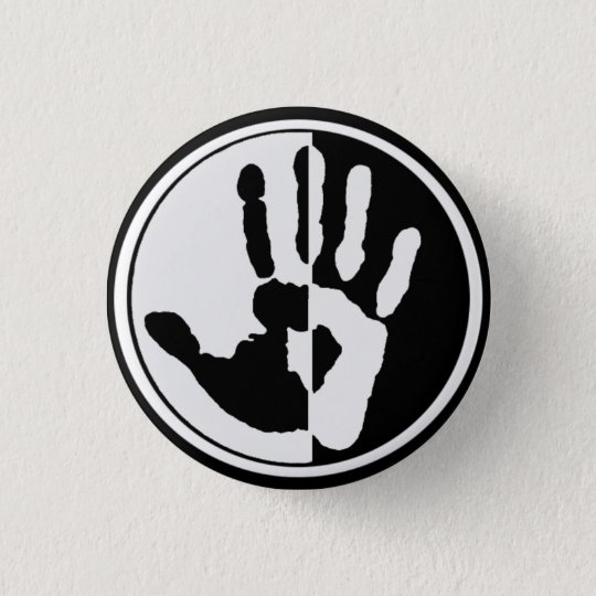 Stop Racism! Button