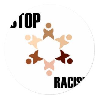 Stop Racism Card